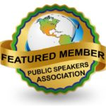 Public Speakers Association Member